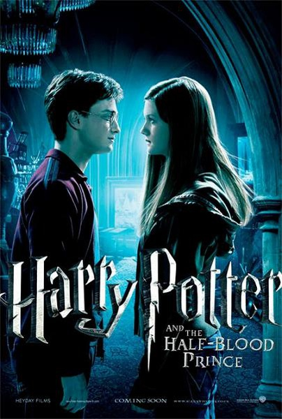 【奇幻】哈利波特:混血王子的背叛線上完整看 Harry Potter and the Half-Blood Prince