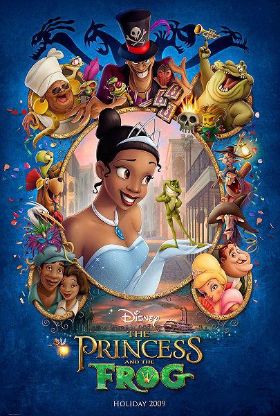 princess and the frog poster2.jpg