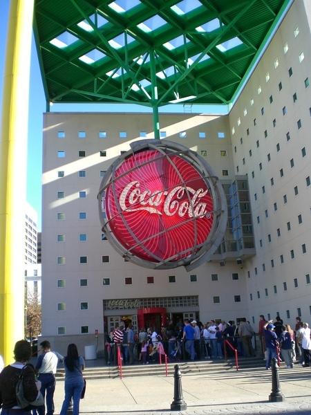 Coke Cola Heaquarter