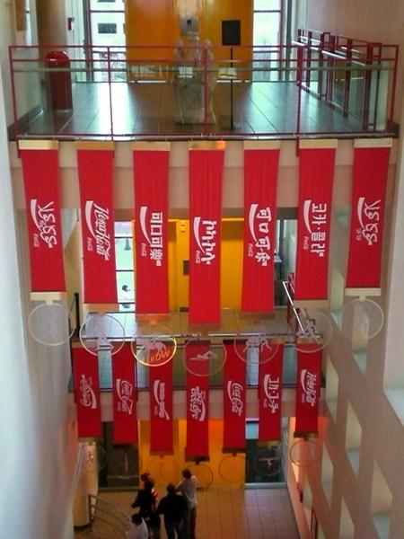 Coca Cola in different languages