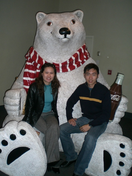 Cola Bear!!
