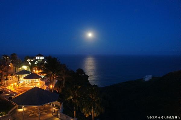 花蓮遠雄悅來飯店:【花蓮】我在遠雄悅來飯店,遇見超級月亮!