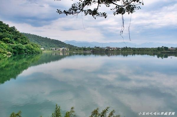 梅花湖:【宜蘭】梅花湖環湖體驗,巧遇桐花美!