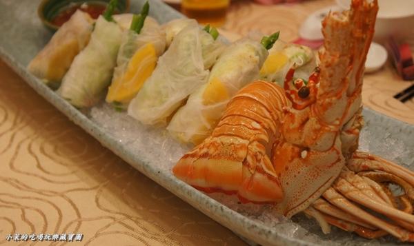庭緣休閒餐廳:【宜蘭。美食】無菜單料理又一家。宜蘭庭緣休閒餐廳吃很飽!