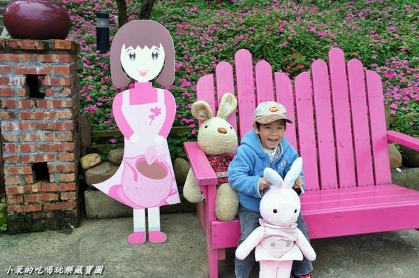 桃樂絲森林餐廳:【台北】八里桃樂絲森林,尋找桃樂絲的蹤跡