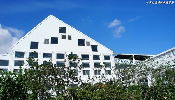香草菲菲芳香植物博物館:【宜蘭】夢幻白色玻璃屋,香草菲菲拈花惹草趣