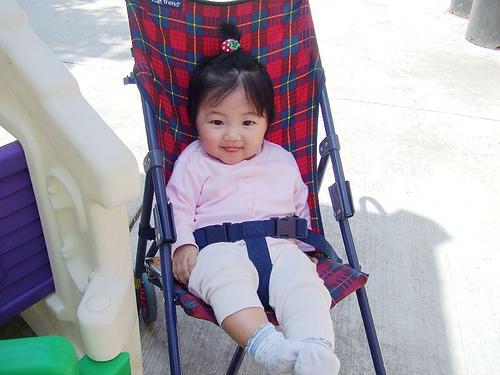 後院- 妹妹6個月