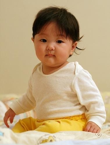 妹妹7個月