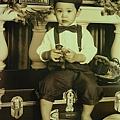 '噹噹兩歲紀念照