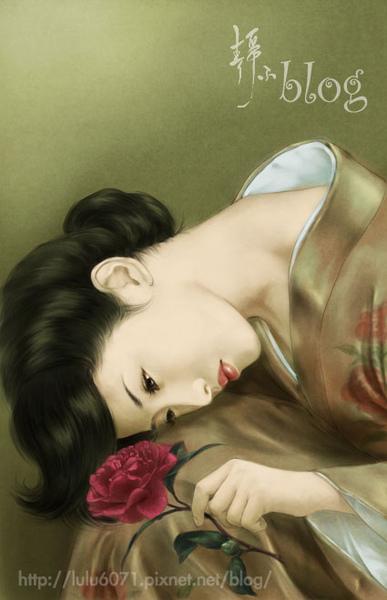 日本小說封面稿