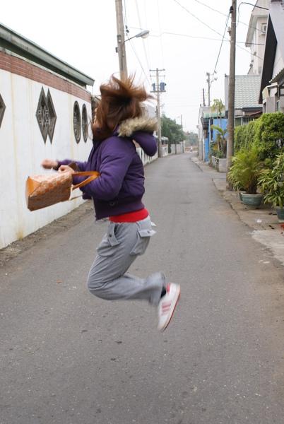 跳吧!女孩