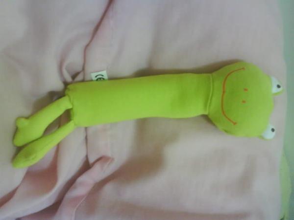 盧小皮,魯大腸的玩具