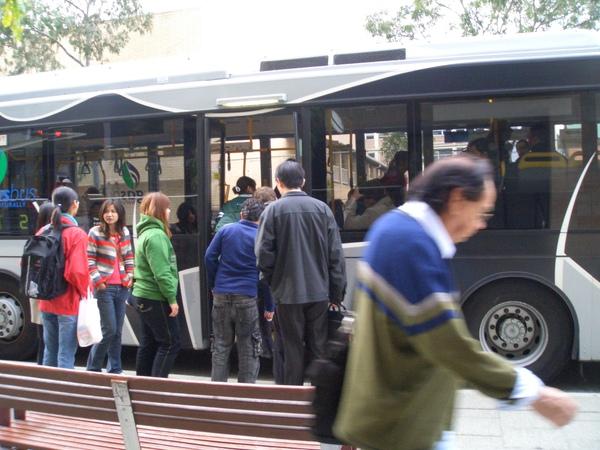 免費藍貓公車