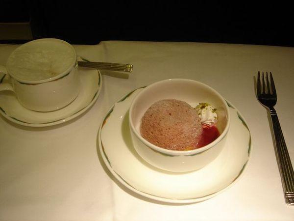 餐後甜點-舒芙蕾