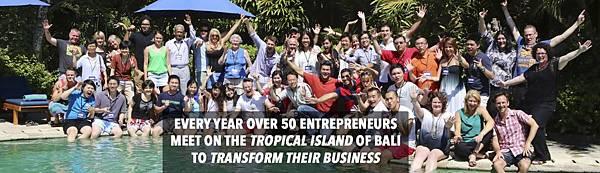 WDA in Bali