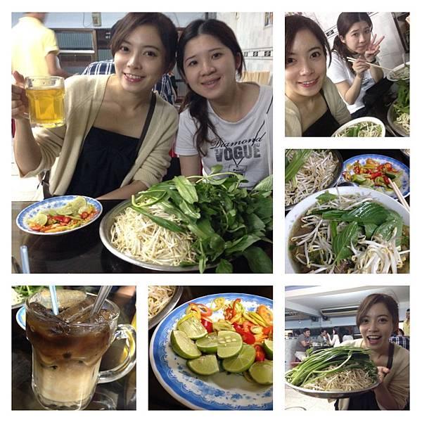 越南之旅-胡志明市美食-最好吃的越南河粉第一名-Pho Le麗錦錦麗劉全才 (75)