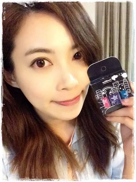 Just mine沙龍級指甲油-迷幻搖滾-UV螢光指甲油 (44)