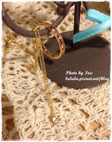 Afternoon Tea輕珠寶飾品~日本沖繩戰利品 (1)