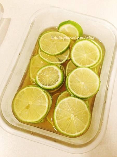 夏日超消暑-DIY自己動手做蜂蜜醃檸檬-酸酸甜甜 (14)