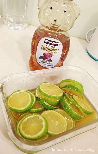 夏日超消暑-DIY自己動手做蜂蜜醃檸檬-酸酸甜甜 (15)