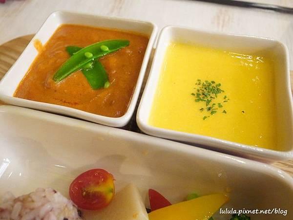菠啾花園Potager Garden-ATT4fun-甜點王國-野菜與甜點的組合-咖哩飯 (37)