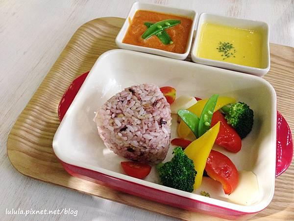 菠啾花園Potager Garden-ATT4fun-甜點王國-野菜與甜點的組合-咖哩飯 (9)