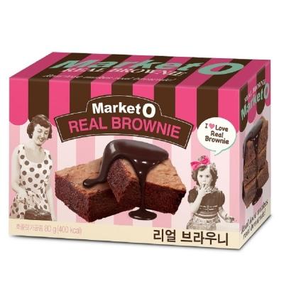 韓國必買清單-marketo布朗尼