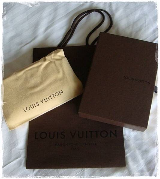 Louis Vuitton-LV-speedy 25-白色棋盤格 N41534-中夾-名片夾-零錢包-monogram-my wedding gift (3)