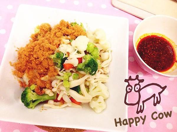 婚前瘦身大作戰-減肥餐減肥料理-青菜沙拉蔬菜輕食-costco-伊莉莎白辣醬 (42)