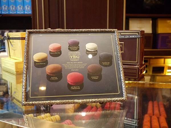 TWG新加坡茶品牌-馬卡龍下午茶-新加坡帆船飯店 (15)