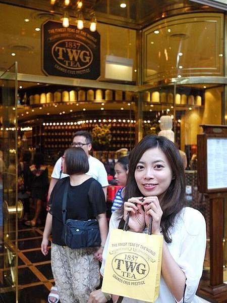 TWG新加坡茶品牌-馬卡龍下午茶-新加坡帆船飯店 (18)