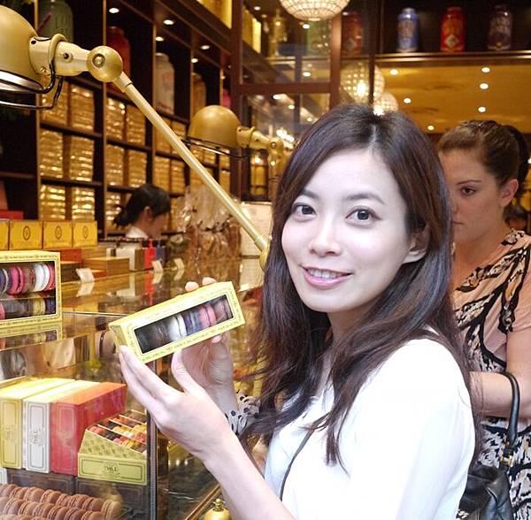 TWG新加坡茶品牌-馬卡龍下午茶-新加坡帆船飯店 (16)