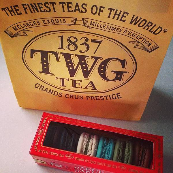 TWG新加坡茶品牌-馬卡龍下午茶-新加坡帆船飯店 (3)