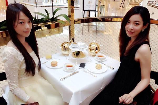 TWG新加坡茶品牌-微風廣場-下午茶 (2)