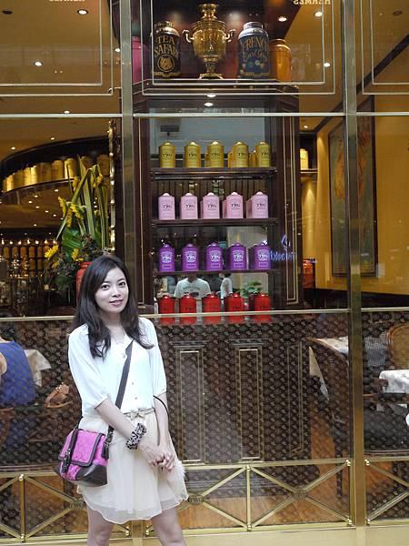 TWG新加坡茶品牌-馬卡龍下午茶-新加坡帆船飯店 (19)
