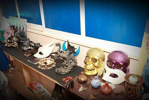 真人實境密室逃脫遊戲-4P studio-怪奇事務所-107號檔案-路西法的魔法石-0號檔案-事務所的考驗 (5)