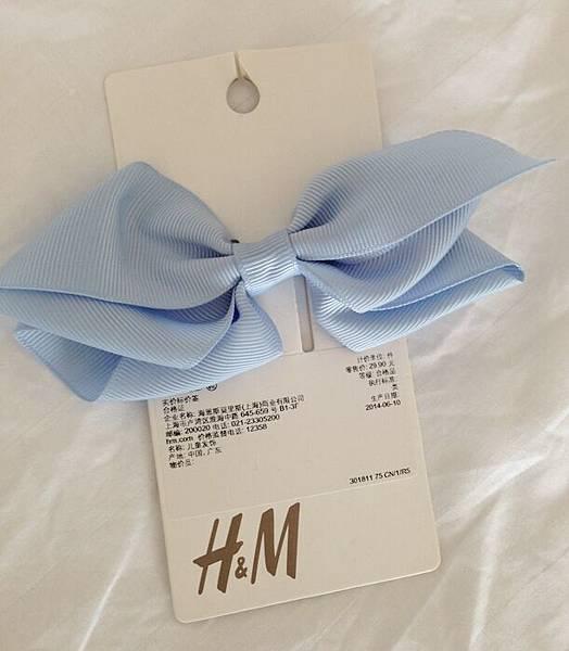 H&M kids髮飾帽子-星星髮圈-蝴蝶結髮夾-貓咪帽子 (4)