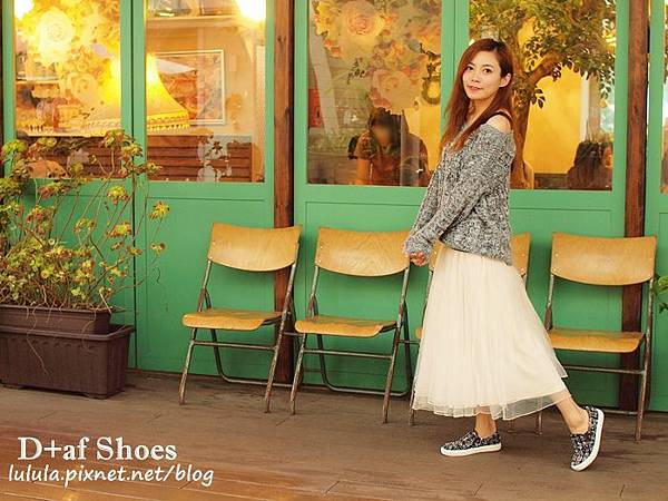 D+af Yahoo購物中心流行女鞋-長靴短靴軍靴工程靴-懶人鞋便鞋穿搭-冬季fashion1-韓國-鬼鬼-毛呢-國民鞋 (6)