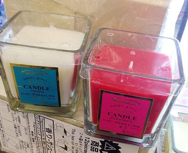 大創好物Daiso Japan 小資女孩的婚禮佈置-夢幻蕾絲水鑽粉紅婚禮蠟燭DIY (14)