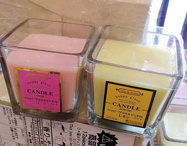 大創好物Daiso Japan 小資女孩的婚禮佈置-夢幻蕾絲水鑽粉紅婚禮蠟燭DIY (13)