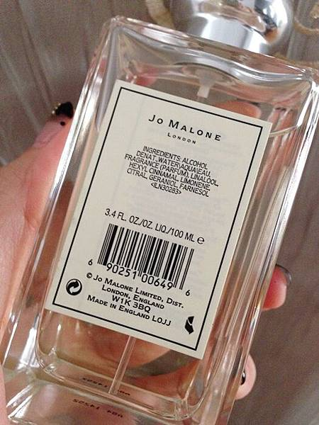 Wedding-Engagement-訂婚六禮-頭尾禮-Jo Malone英倫香水-橙花香水 Orange Blossom Cologne (36)