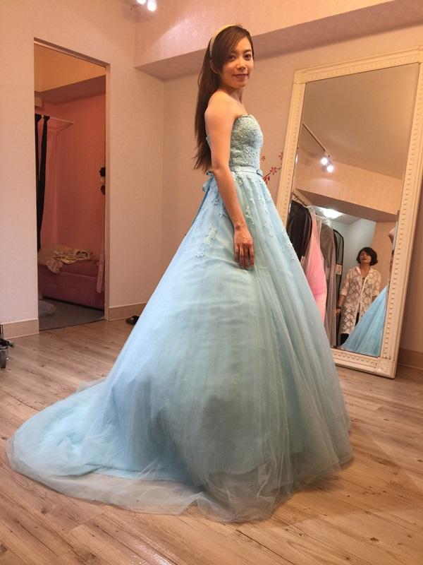 婚紗試穿-板橋愛維伊-白紗禮服試穿 (5)