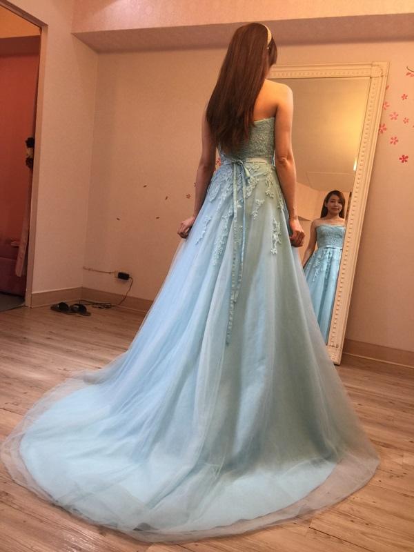 婚紗試穿-板橋愛維伊-白紗禮服試穿 (4)