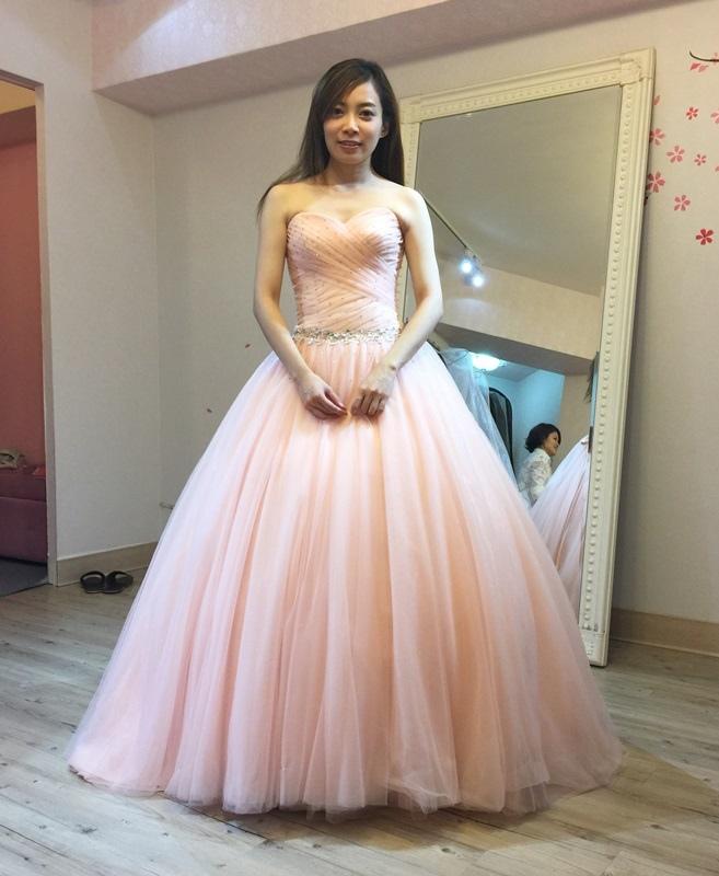 婚紗試穿-板橋愛維伊-白紗禮服試穿 (14)