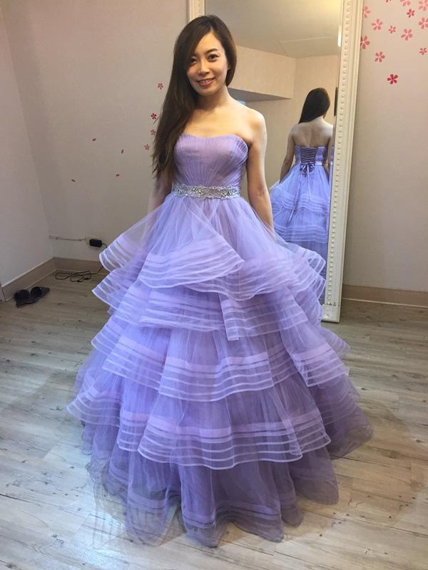 婚紗試穿-板橋愛維伊-白紗禮服試穿 (33)
