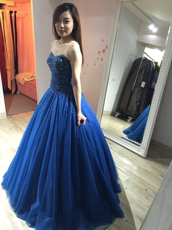 婚紗試穿-板橋愛維伊-白紗禮服試穿 (39)