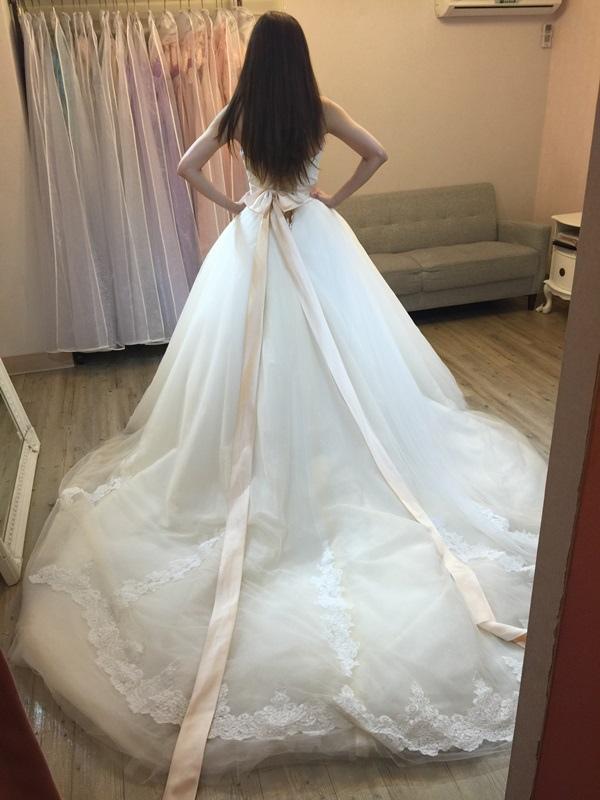 婚紗試穿-板橋愛維伊-白紗禮服試穿 (48)