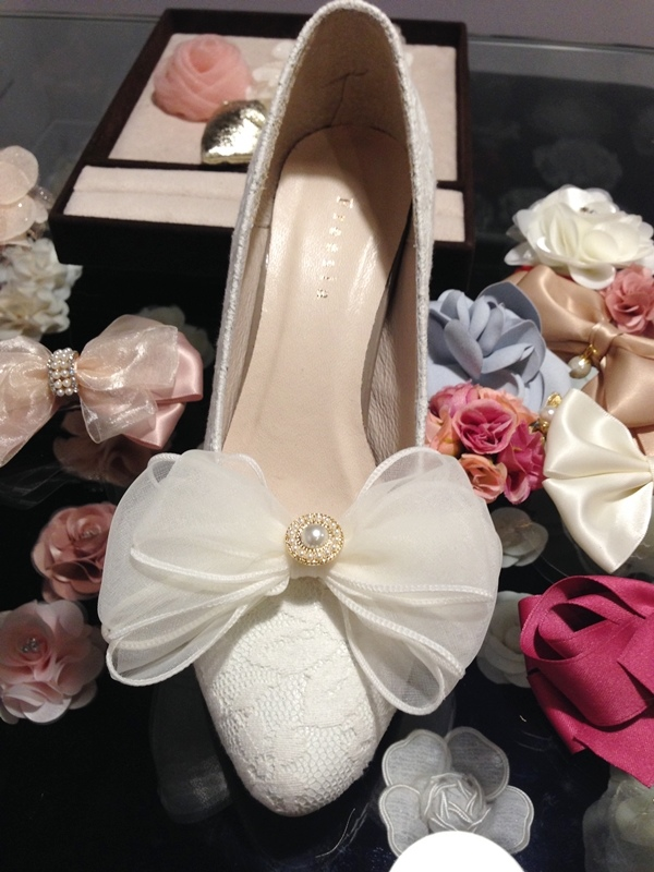 Freesia試婚鞋-挑婚鞋-wedding shoes手工婚鞋訂做 (24)