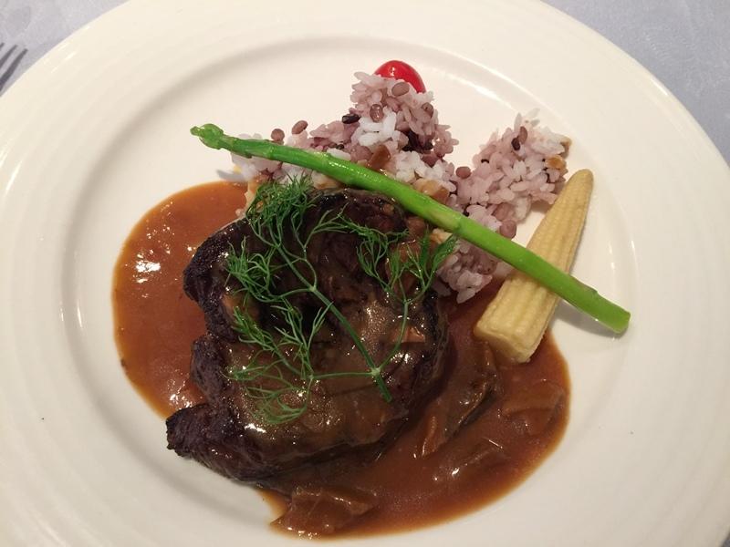 布查花園午間套餐-布查花園法式料理-金華店 (12)