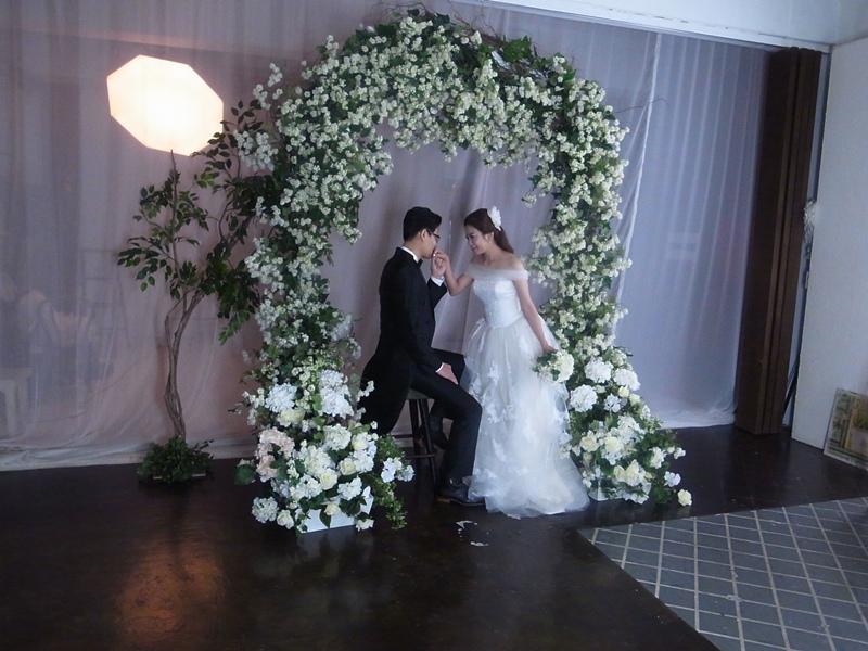 韓國婚紗-韓國拍婚紗-夢幻婚紗-拍攝篇攝影篇-韓風攝影棚-恩姬代辦-Korea (14)
